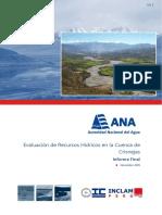 Evaluación de Recursos Hídricos en la Cuenca de Crisnejas