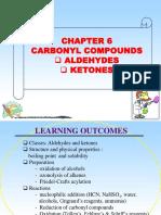 Carbonyl Compounds 2
