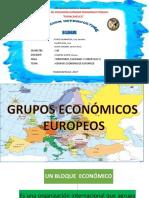 GRUPOS ECONOMICOS EUROPEOS