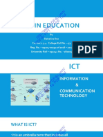 ICT in Education PPT 2.3.4