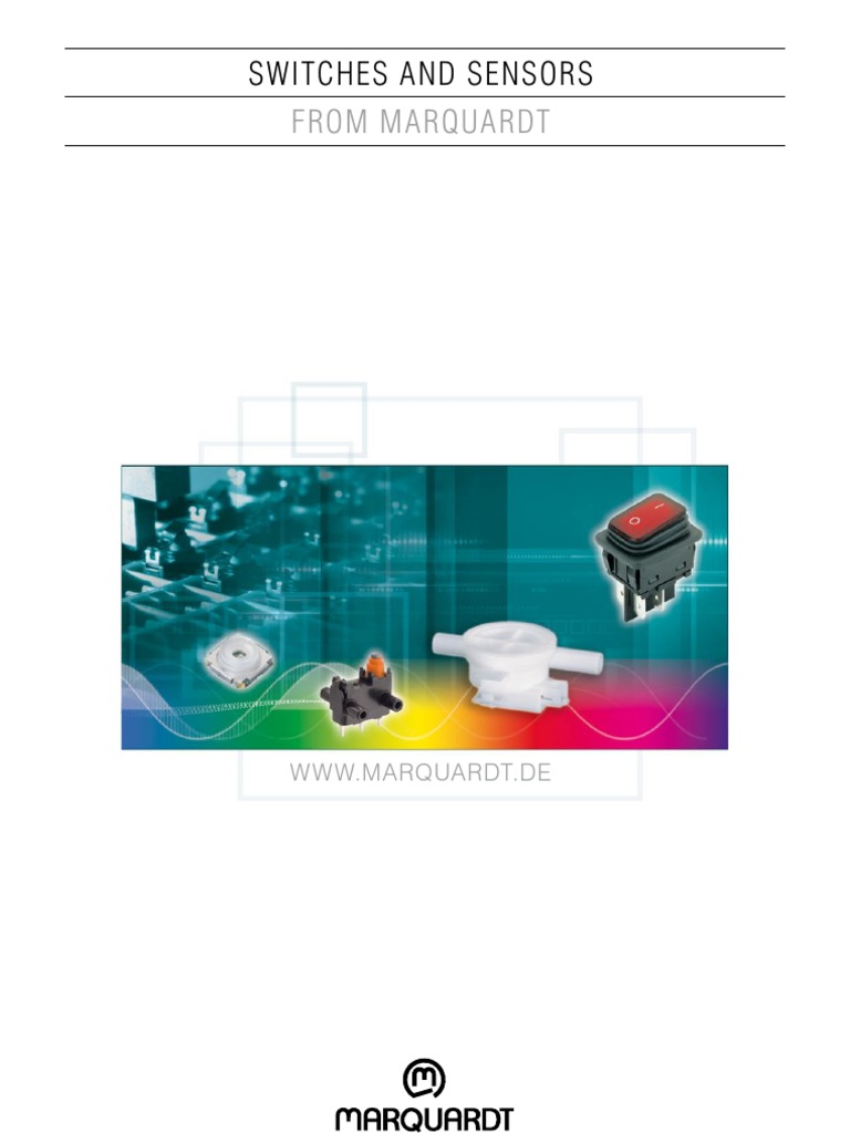Marquardt Switchs | Switch | Direct Current