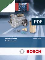93735240 Bosch Catalogo Bombas Em Linha 2009 2010