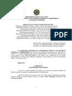 Res 109 2011 Prática Jurídica