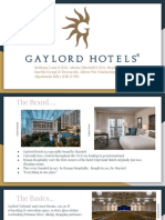 gaylord business presentation