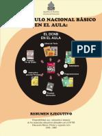 Curriculo Nacional Basico Honduras