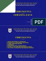 Chikungunya DIAGNÓSTICO
