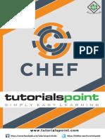 Chef Tutorial