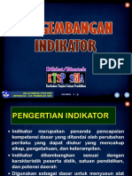 1.5 Pengemb Indikator, 120209.ppt