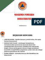 MODUL-16 Manajemen Pemulihan Infra