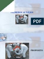 PRIMEROS AUXILIOS DIPLOMADO