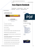 Philippine Case Digests Databank_ LATIN MAXIMS (a to Z)