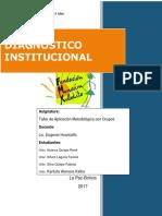 Diagnostico Institucional Final