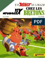08 - Astérix chez les Bretons