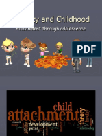 Ttachment and Responsive Parenting
