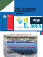 Presentación Bases y Calendario 2013 - Aysén