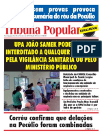 Jornal Tribuna Popular - Edição 220