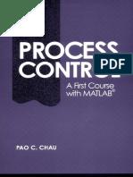Control de procesos -  quimica