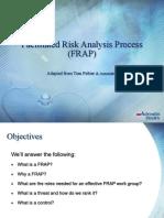 FRAP (Adventist Health 2007)