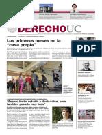 Derecho UC - Cosme Campillo - Reseña (Grandes Juristas)