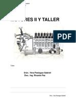 Motores II y Taller