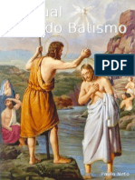 O Ritual Do Batismo