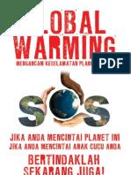 Pemanasan Global Mengancam Keselamatan Planet Bumi