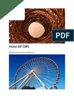 Física 10°  Movimiento circular uniforme