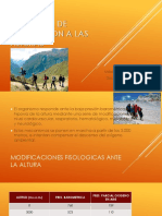 Clase 12 - Fisiologia Alturas