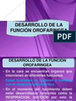 Dllo Funcion Oral Faringea