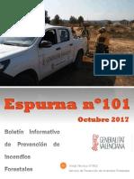 Boletín Espurna octubre 2017