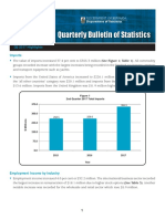 Quarterly Bulletin of Statistics - Q2 2017