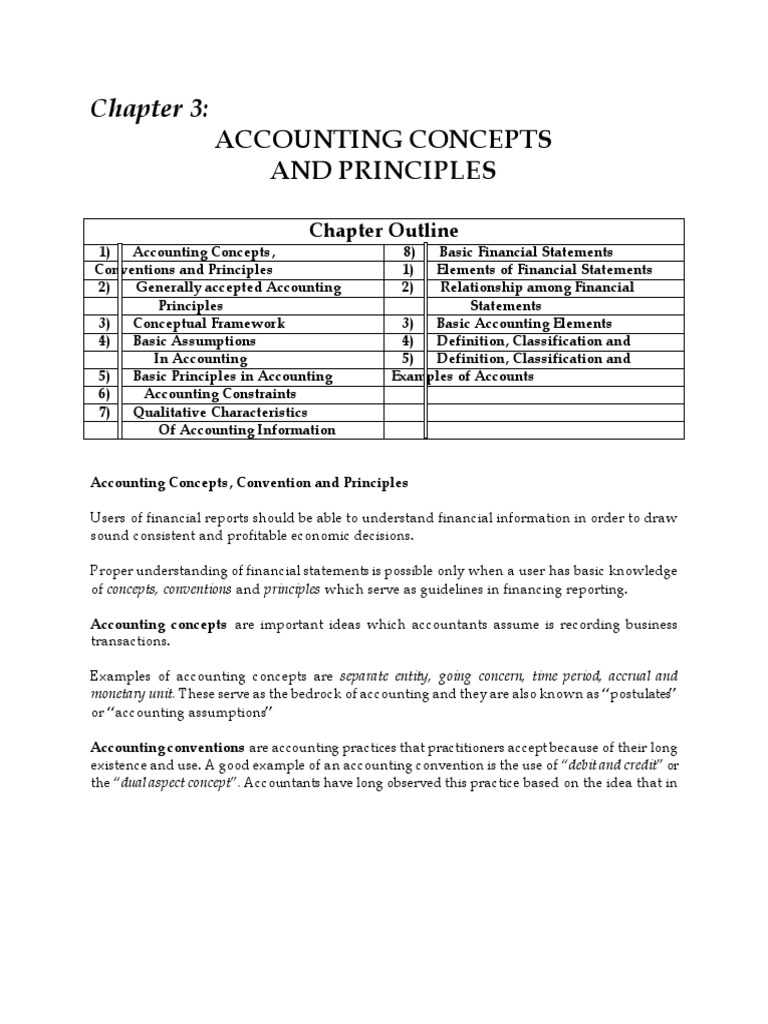 Accrual accounting concepts examples