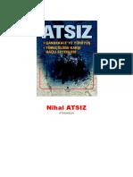 Çanakkale'Ye Yürüyüş-Türkçülüğe Karşı Haçlı Seferleri (Nihal Atsız)