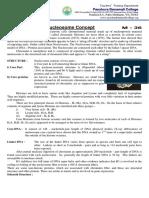 M - 36 Nucleosome Concept