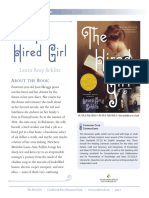 The Hired Girl by Laura Amy Schlitz Teachers' Guide