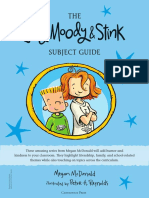 Judy Moody and Stink Classroom Guide