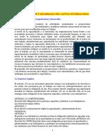 5.3. Capacitación y Desarrollo Del Capital Internacional