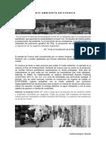 Medio Ambiente en Cuenca