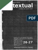 15 Canabal, B. Algunas Pautas Metodologicas Para El Estudio Del Movimiento Campesino