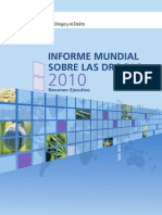 Informe Mundial Sobre las Drogas 2010 ONU