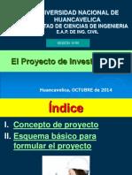 SESION N_00- EL PROYECTO DE INVESTIGACION.ppt