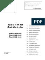 V81-AG RACK Controller Manual