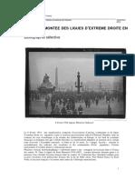 Biblio 1934 Montee Extreme Droite