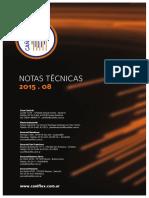 Notas Técnicas Prensado Terminales Cañiflex - 2015 - 08