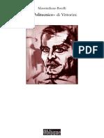 «Il Politecnico» di Vittorini