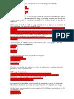 Formulacion y Evaluacion de Proyecto 2do Parcial