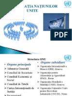 Organizatia Natiunilor Unite Ppt