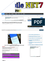 Remove FRP Samsung A3 2016 SM-A310F/DS (Lupa akun google)