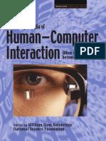 Bainbridge W.S.(Ed) Berkshire Encyclopedia of Human-Computer Interaction. Vol. 1