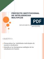 PROYECTO INSTITUCIONAL DE INTELIGENCIAS MULTIPLES INSUTEC.pptx